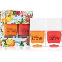Nails Inc. Freshly Juiced výhodné balenie (na nechty)