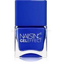 Nails Inc. Gel Effect lak na nechty s gélovým efektom odtieň Baker Street 14 ml