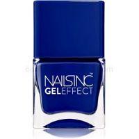 Nails Inc. Gel Effect lek na nechty s gélovým efektom odtieň Old Bond Street 14 ml