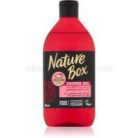 Nature Box Pomegranate energizujúci sprchový gél  385 ml