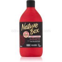 Nature Box Pomegranate hĺbkovo vyživujúci kondicionér na ochranu farby 385 ml