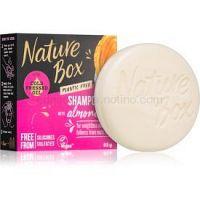 Nature Box Shampoo Bar Almond Oil tuhý šampón 85 g
