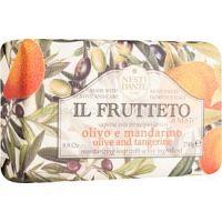 Nesti Dante Il Frutteto Olive and Tangerine prírodné mydlo 250 g