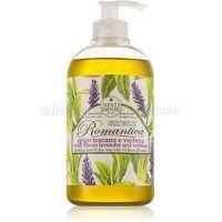 Nesti Dante Romantica Wild Tuscan Lavender and Verbena jemné tekuté mydlo na ruky  500 ml