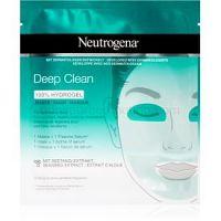Neutrogena Deep Clean intenzívna hydrogélová maska pre hĺbkové čistenie 30 ml