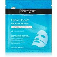 Neutrogena Hydro Boost® Face intenzívna hydrogélová maska 1 ks