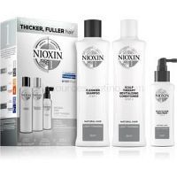 Nioxin System 1 Natural Hair Light Thinning darčeková sada