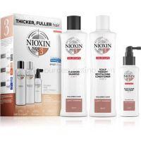 Nioxin System 3 kozmetická sada pre farbené vlasy