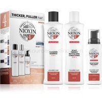 Nioxin System 4 Color Safe kozmetická sada pre farbené vlasy unisex II.