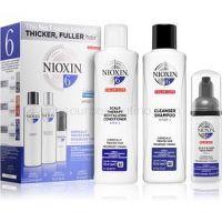 Nioxin System 6 výhodné balenie III. (pre rednúce vlasy) unisex