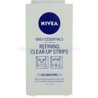 Nivea Aqua Effect čistiace pleťové náplasti 6 ks