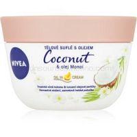 Nivea Coconut & Monoi Oil telové suflé  200 ml