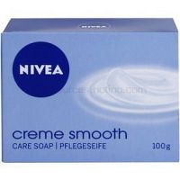 Nivea Creme Smooth tuhé mydlo 100 g