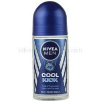 Nivea Men Cool Kick antiperspirant roll-on pre mužov 48h  50 ml