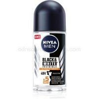 Nivea Men Invisible Black & White antiperspirant roll-on 50 ml