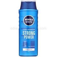 Nivea Men Strong Power posilňujúci šampón 400 ml