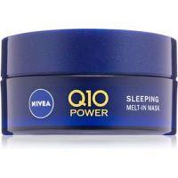 Nivea Q10 Power nočná maska pre obnovu pleti s koenzýmom Q10 50 ml