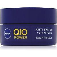 Nivea Q10 Power spevňujúci nočný krém proti vráskam s koenzýmom Q10 20 ml