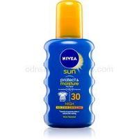 Nivea Sun Protect & Moisture hydratačný sprej na opaľovanie 200 ml