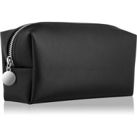Notino Basic kozmetická taška dámska malá čierna (21 × 9 × 7 cm)