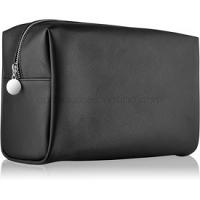 Notino Basic kozmetická taška dámska veľká  čierna (26 × 16 × 11 cm)