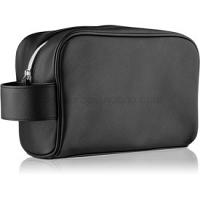 Notino Basic kozmetická taška pánska veľká  čierna (23,5 × 14,5 × 9 cm)