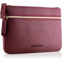 Notino Glamour Collection Flat Double Pouch