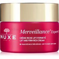 Nuxe Merveillance Expert denný liftingový a spevňujúci krém pre suchú až veľmi suchú pleť  50 ml