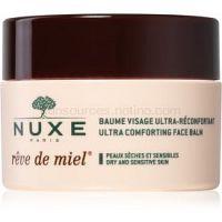 Nuxe Rêve de Miel intenzívny upokojujúci balzam pre citlivú a suchú pleť 50 ml