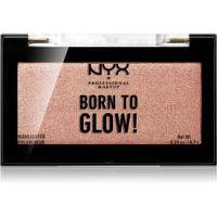 NYX Professional Makeup Born To Glow rozjasňovač odtieň 03 Break The Rhythm 8,2 g