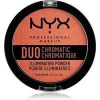 NYX Professional Makeup Duo Chromatic duochromatický rozjasňovač odtieň 05 Synthetica 6 g