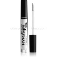 NYX Professional Makeup Lip Lingerie Shimmer trblietavý lesk na pery odtieň 01 Clear 3,4 ml