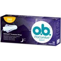 o.b. Pro Comfort Night Normal tampóny 16 ks