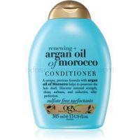 OGX Argan Oil Of Morocco posilňujúci kondicionér na lesk a hebkosť vlasov 385 ml