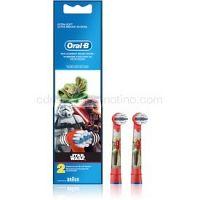 Oral B Stages Power EB10 Star Wars náhradné hlavice na zubnú kefku 2 ks Extra Soft