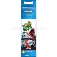 Oral B Stages Power EB10 Star Wars náhradné hlavice na zubnú kefku extra soft 4 ks