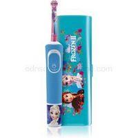 Oral B Vitality Kids 3+ Frozen elektrická zubná kefka (+ puzdro) pre deti