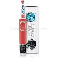 Oral B Vitality Kids Star Wars elektrická zubná kefka + puzdro pro děti 3+