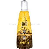 Oranjito Max. Effect Gold Turbo opaľovacie mlieko do solária pre urýchlenie opálenia  250 ml
