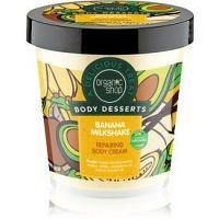Organic Shop Body Desserts Banana Milkshake regeneračný telový krém 450 ml