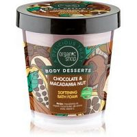 Organic Shop Body Desserts Chocolate & Macademia Nut   450 ml