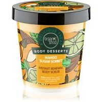 Organic Shop Body Desserts Mango Sugar Sorbet   450 ml