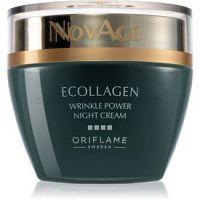 Oriflame Novage Ecollagen omladzujúci nočný krém proti vráskam 50 ml