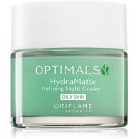 Oriflame Optimals hydratačný zmatňujúci krém pre mastnú pleť 50 ml