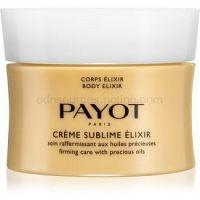 Payot Body Élixir výživný a spevňujúci telový krém 200 ml