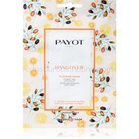Payot Morning Mask Hangover rozjasňujúca plátienková maska pre všetky typy pleti 19 ml