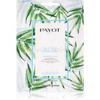 Payot Morning Mask Water Power hydratačná plátienková maska 19 ml
