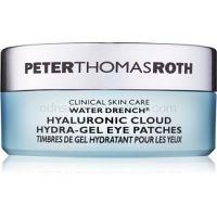 Peter Thomas Roth Water Drench hydratačné gélové vankúšiky na očné okolie  60 ks