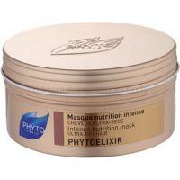 Phyto Phytoelixir intenzívna vyživujúca maska na suché a porézne vlasy 200 ml