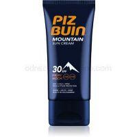 Piz Buin Mountain opaľovací krém na tvár SPF 30  50 ml